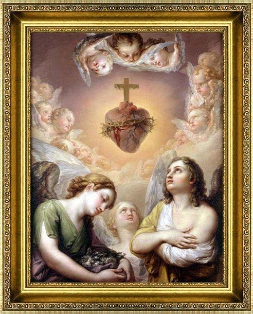 Le Cœur eucharistique de Jésus et le don parfait de lui-même. Sacre_coeur_96_06